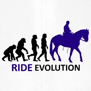 ++Ride Evolution++ - Flexfit Baseballkappe