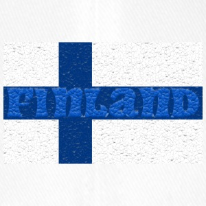 Finland flag - Flexfit Baseball Cap