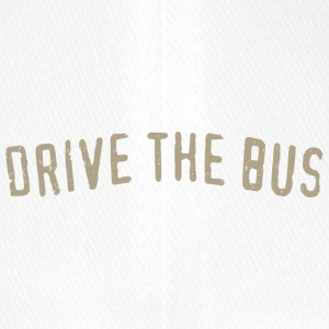 Drive the Bus - Flexfit Baseballkappe