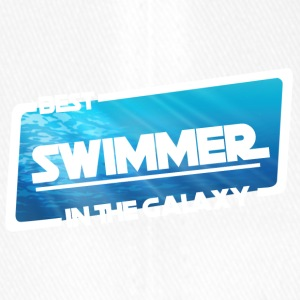 Swim / Float: Best Swimmer i galaksen - Flexfit baseballcap