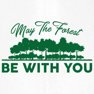 Earth Day / Earth Day: May The Forest Be With Y - Flexfit Baseball Cap
