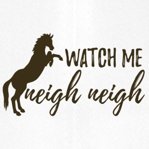 Cheval / Ferme: Watch Me Neigh Neigh. - Casquette Flexfit