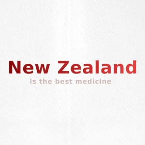 New Zealand is the best medicine - Flexfit Baseball Cap