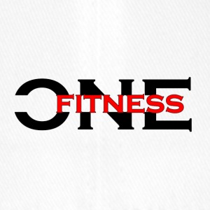 ONE FITNESS Logo (Without Globe) - Flexfit Baseball Cap