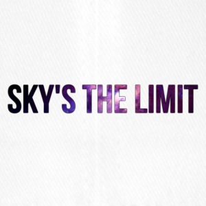 Sky is the limit - Flexfit Baseballkappe