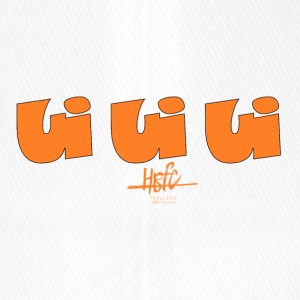 HBFC Uiuiui Orange Edition - Flexfit baseballcap