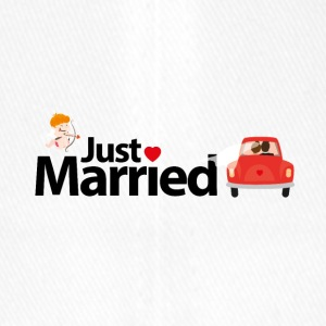 just Married - Flexfit basebollkeps