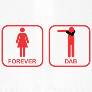 DAB FOREVER Ladies and Gentlemen - Flexfit Baseball Cap