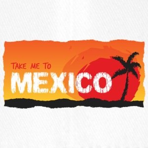 Take Me To Mexico - Cappello con visiera Flexfit