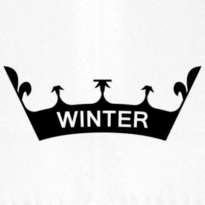 winter_crown - Cappello con visiera Flexfit