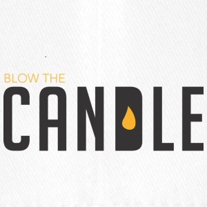 BLOW THE CANDLE - Flexfit Baseballkappe
