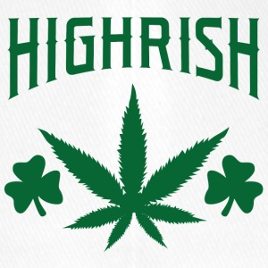 Journée de l'Irlande / Saint-Patrick: Highrish - Casquette Flexfit