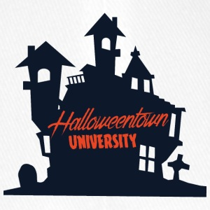Halloween: Halloween Town Universitet - Flexfit baseballcap