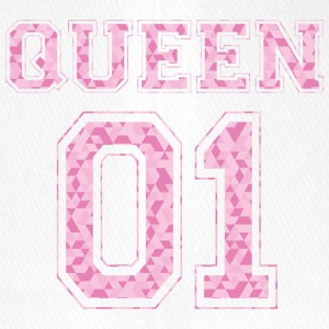 QUEEN 01 - Pink Edition - Flexfit baseballcap
