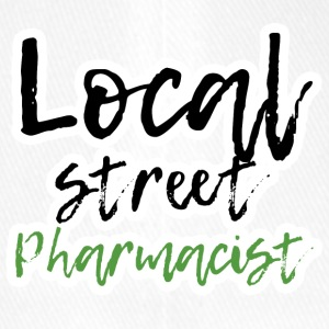 Pharmazie / Apotheker: Local Street Pharmacist - Flexfit Baseballkappe