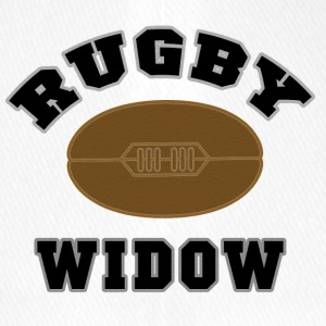 RUGBY WIFE WIDOW - Flexfit baseballcap