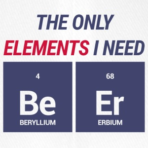 Chemists / chemistry: The only elements i need: Be - Flexfit Baseball Cap