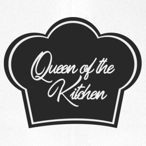 Cuisinier / Chef: Queen Of The Kitchen - Casquette Flexfit