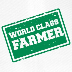 Farmer / Farmer / Farmer: World Class Farmer - Flexfit Baseball Cap
