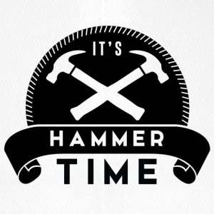 Zimmermann: It´s Hammer Time - Flexfit Baseballkappe