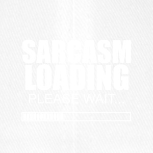 Sarcasm loading - please wait - Flexfit Baseballkappe