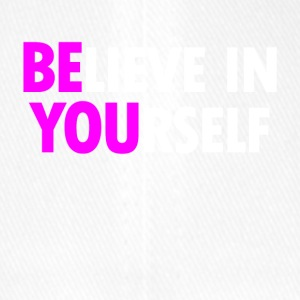Believe in yourself - Flexfit Baseball Cap