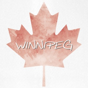 Maple Leaf Winnipeg - Czapka z daszkiem flexfit