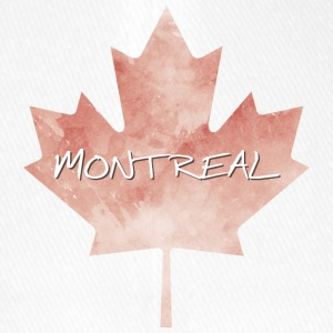 Maple Leaf Montreal - Flexfit Baseball Cap