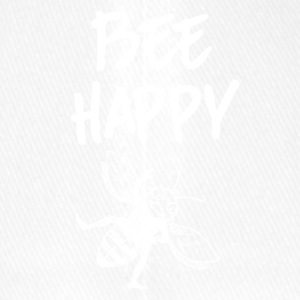 ++Bee Happy++ - Flexfit Baseballkappe