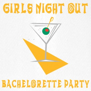 Bachelorette Party Girls Night Out - Flexfit Baseball Cap