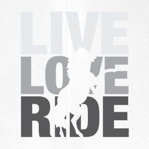 Love Live Ride - Flexfit basebollkeps