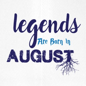 LEGENDS fødes i august - Flexfit baseballcap