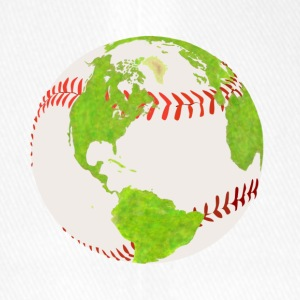baseball verden jord planet earth verden - Flexfit baseballcap