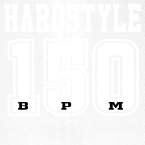 Hardstyle - 150 - BPM T-shirt and hoodie - Flexfit Baseball Cap