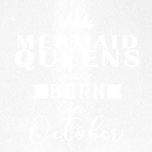 Mermaid Queens October - Flexfit Baseballkappe