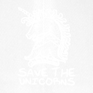 Unicorn - Save the Unicorns - Flexfit Baseball Cap