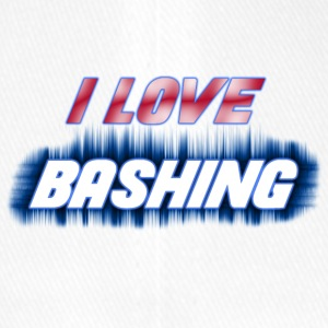I love bashing - Flexfit Baseball Cap
