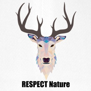 respect nature - Casquette Flexfit