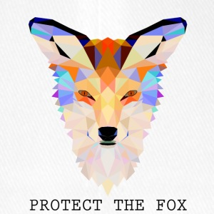 Protect Fox - Flexfit Baseball Cap