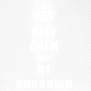 Unknown Rivals Keep Calm and be unknown - Flexfit Baseballkappe