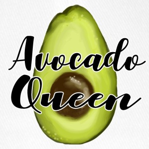Avocado Queen - Flexfit Baseballkappe