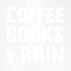 Coffee, books and rainy weather - Flexfit Baseball Cap