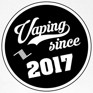 Vaping since 2017 - Flexfit Baseballkappe