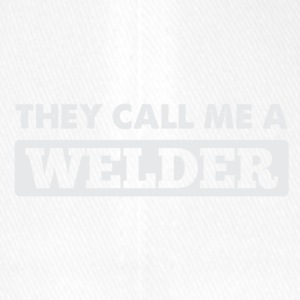Call a welder - Flexfit Baseball Cap
