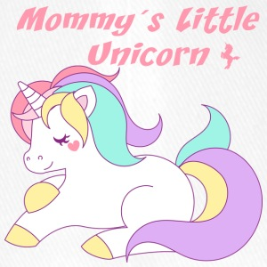 Mommy Unicorn - Flexfit Baseballkappe
