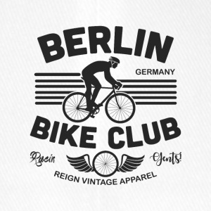 BERLIN BIKE - Flexfit baseballcap