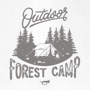 Forest Camp - Casquette Flexfit