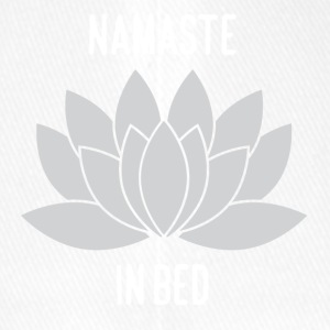 NAMASTE IN BED - Flexfit Baseball Cap