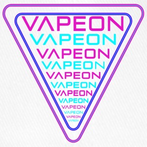Neon Vape On - Flexfit Baseballkappe