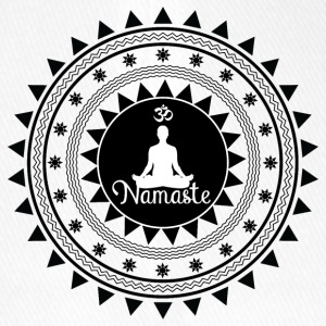 Namaste ornament - Flexfit Baseball Cap
